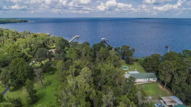 708 Cedar Creek Rd, Palatka, FL 32177 (MLS #793967) :: St. Augustine Realty