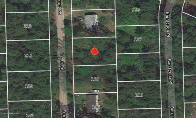 112 Trout Dr, Palatka, FL 32177 (MLS #800706) :: Sieva Realty