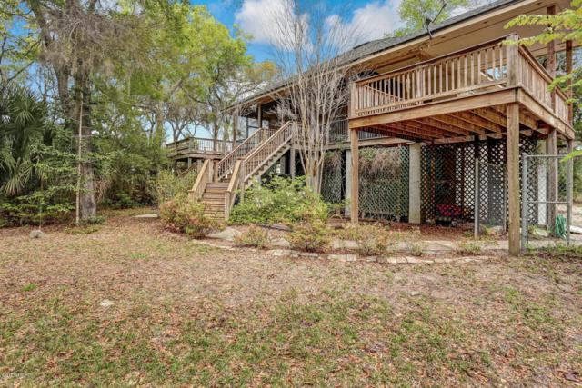 87000 Roses Bluff Rd, Yulee, FL 32097 (MLS #818739) :: EXIT Real Estate Gallery