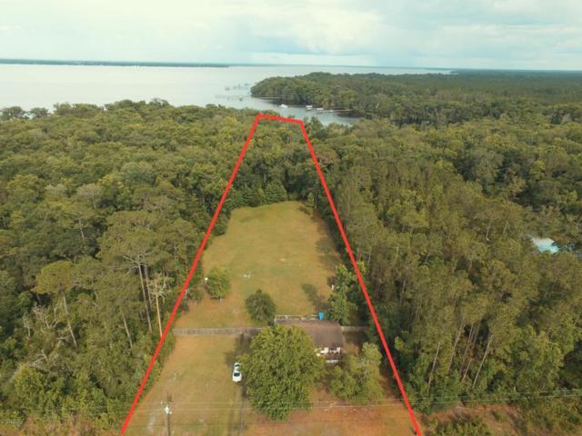 140 Pioneer, Palatka, FL 32043 (MLS #830798) :: Memory Hopkins Real Estate
