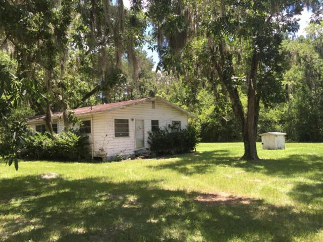 5454 Woodlawn Rd, Macclenny, FL 32063 (MLS #838606) :: The Hanley Home Team