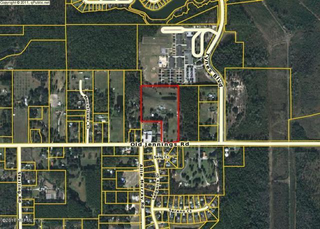 3634 Old Jennings Rd, Middleburg, FL 32068 (MLS #841489) :: 97Park