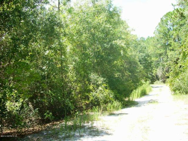 205 Edgemere Dr, Georgetown, FL 32139 (MLS #845435) :: EXIT Real Estate Gallery