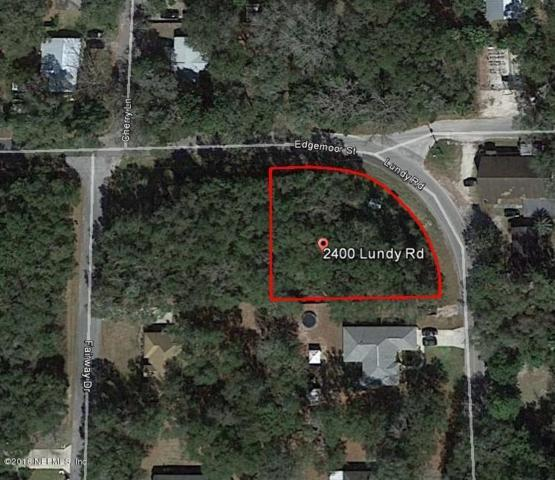 2400 Lundy Rd, Palatka, FL 32177 (MLS #849400) :: EXIT Real Estate Gallery
