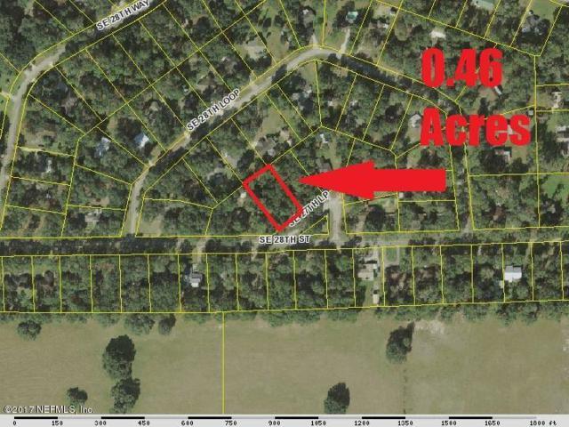 TBD SE 27TH Loop, Melrose, FL 32666 (MLS #863669) :: St. Augustine Realty