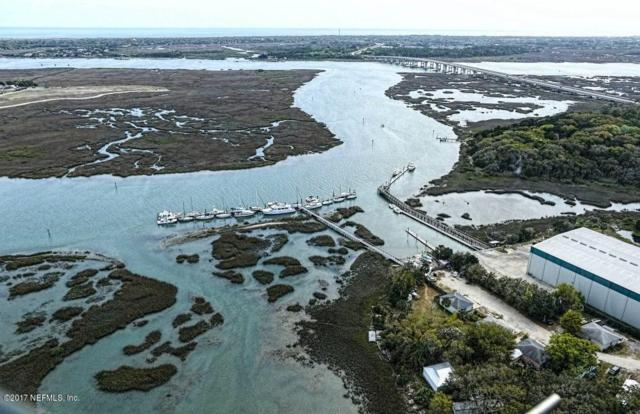 200 Nix Boat Yard Rd, St Augustine, FL 32084 (MLS #866112) :: EXIT Real Estate Gallery