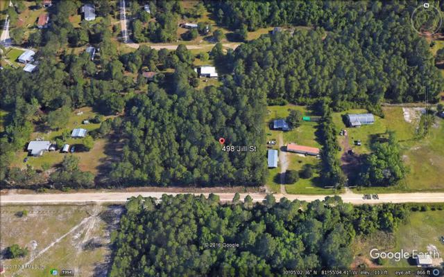 498 Jill St, Middleburg, FL 32068 (MLS #879652) :: EXIT Real Estate Gallery