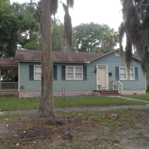 212 S 4TH St, Palatka, FL 32177 (MLS #885361) :: Memory Hopkins Real Estate