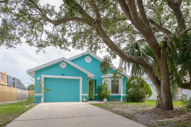 106 D St, St Augustine Beach, FL 32080 (MLS #887822) :: Florida Homes Realty & Mortgage