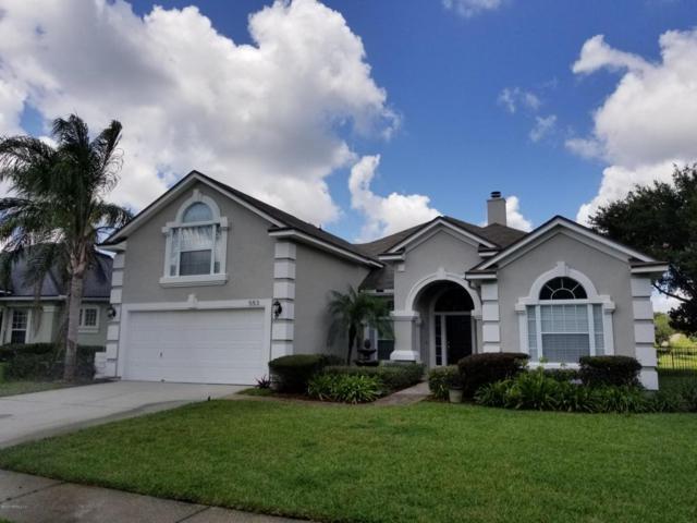 553 E Silverthorn Ln, Ponte Vedra, FL 32081 (MLS #888564) :: The Hanley Home Team