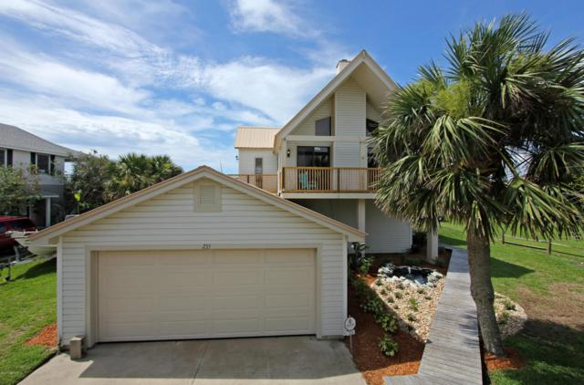 233 Barrataria Dr, St Augustine, FL 32080 (MLS #889233) :: EXIT Real Estate Gallery