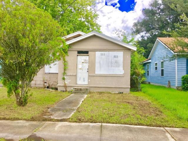 1487 W 20TH St, Jacksonville, FL 32209 (MLS #895397) :: EXIT Real Estate Gallery