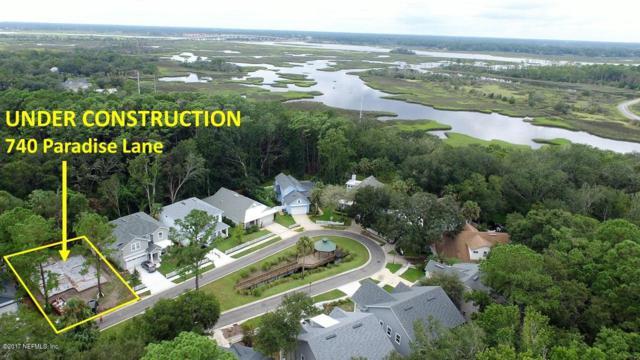 740 Paradise Ln, Atlantic Beach, FL 32233 (MLS #896336) :: EXIT Real Estate Gallery
