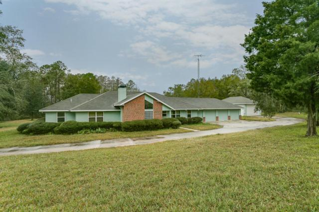 6089 SW 150TH St, Starke, FL 32091 (MLS #899080) :: EXIT Real Estate Gallery