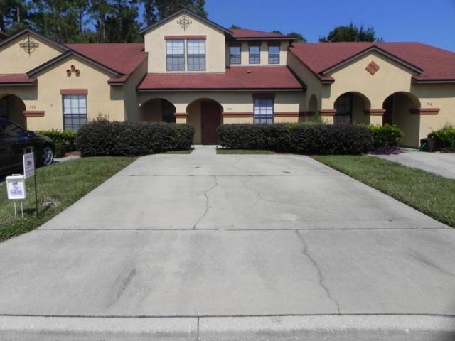 744 Ginger Mill Dr, Jacksonville, FL 32259 (MLS #901236) :: EXIT Real Estate Gallery