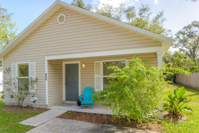 460 S Woodlawn St, St Augustine, FL 32084 (MLS #904702) :: EXIT Real Estate Gallery