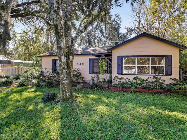 349 Abbey Ave, St Augustine, FL 32084 (MLS #910803) :: EXIT Real Estate Gallery