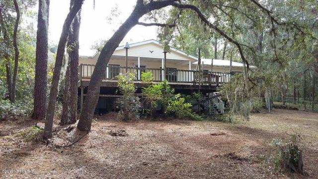 6347 Little Lake Geneva Rd, Keystone Heights, FL 32656 (MLS #911227) :: EXIT Real Estate Gallery