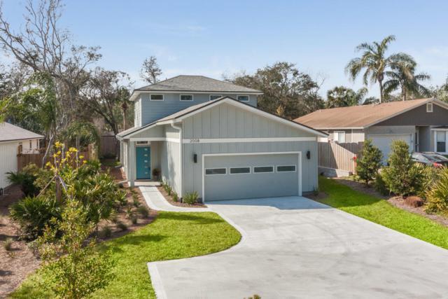 2008 Florida Blvd, Neptune Beach, FL 32266 (MLS #914902) :: RE/MAX WaterMarke
