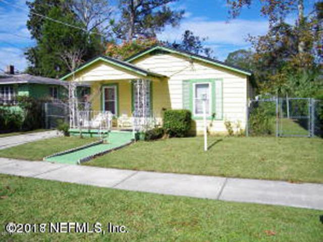 1915 W 4TH St, Jacksonville, FL 32209 (MLS #914914) :: St. Augustine Realty
