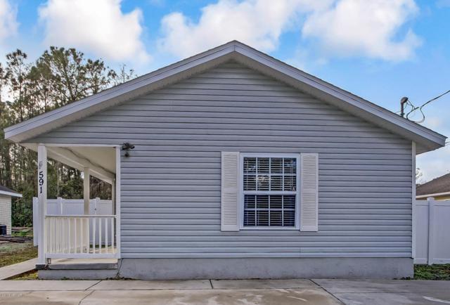 591 S Nassau St, St Augustine, FL 32084 (MLS #915090) :: EXIT Real Estate Gallery