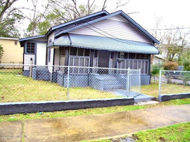 1724 Whitner St, Jacksonville, FL 32209 (MLS #915951) :: EXIT Real Estate Gallery