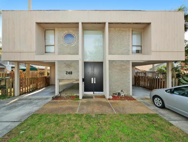 248 11TH St, Atlantic Beach, FL 32233 (MLS #916265) :: EXIT Real Estate Gallery