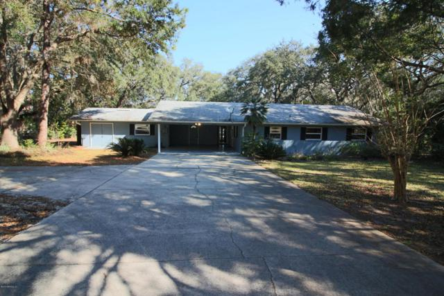 6490 Woodland Dr, Keystone Heights, FL 32656 (MLS #917009) :: EXIT Real Estate Gallery