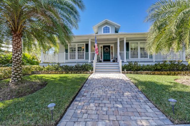 3411 Lands End Dr, St Augustine, FL 32084 (MLS #917416) :: RE/MAX WaterMarke