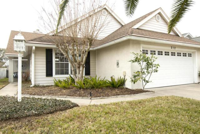 212 Charlemagne Cir, Ponte Vedra Beach, FL 32082 (MLS #917590) :: EXIT Real Estate Gallery