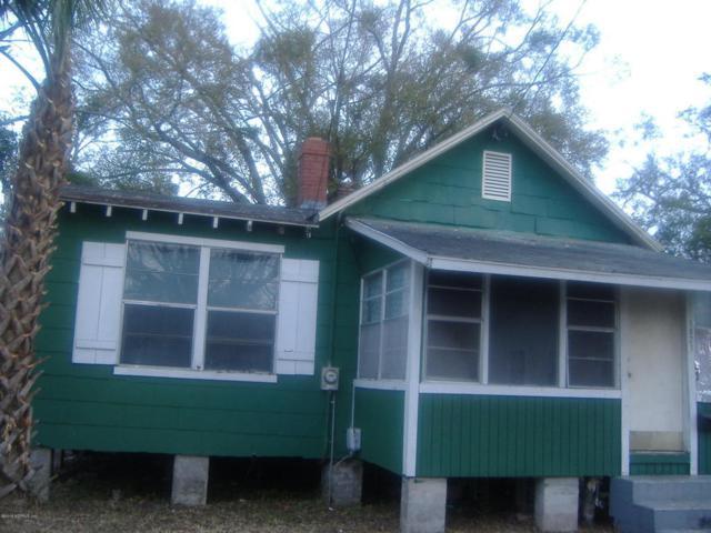 1021 Daniel St, Jacksonville, FL 32209 (MLS #918690) :: EXIT Real Estate Gallery