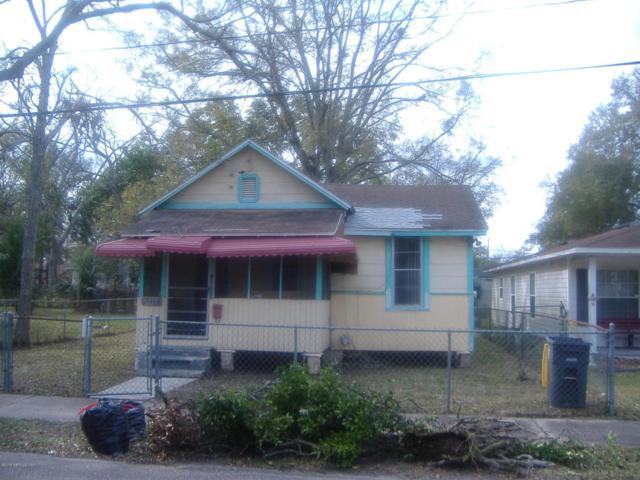 1228 Daniel St, Jacksonville, FL 32209 (MLS #918691) :: EXIT Real Estate Gallery