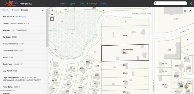1522 Chaffee Rd, Jacksonville, FL 32221 (MLS #920283) :: EXIT Real Estate Gallery
