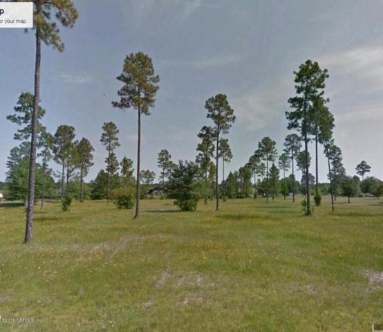 LOT 5 Odis Yarborough Rd, Glen St. Mary, FL 32040 (MLS #921690) :: Sieva Realty