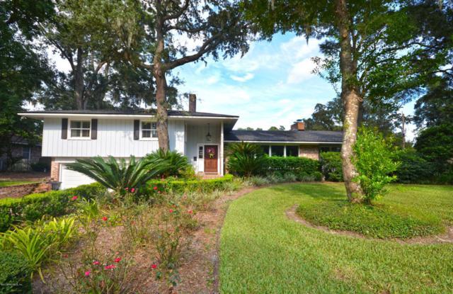 4617 Ortega Forest Dr, Jacksonville, FL 32210 (MLS #922871) :: EXIT Real Estate Gallery