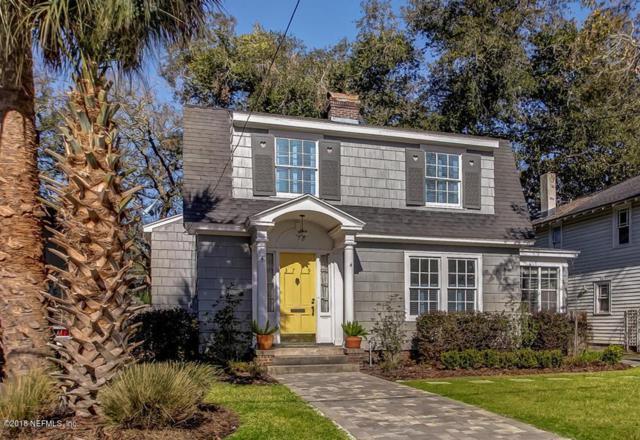 3719 Hedrick St, Jacksonville, FL 32205 (MLS #924128) :: EXIT Real Estate Gallery