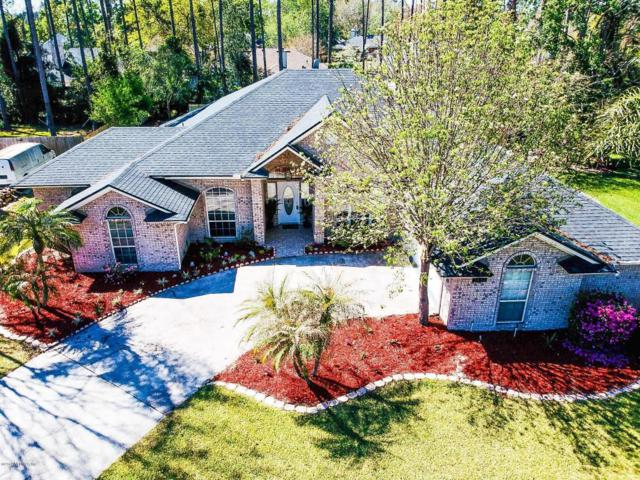 1452 Silver Bell Ln, Fleming Island, FL 32003 (MLS #924770) :: Perkins Realty