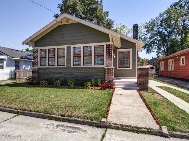 2908 Selma St, Jacksonville, FL 32205 (MLS #925969) :: St. Augustine Realty