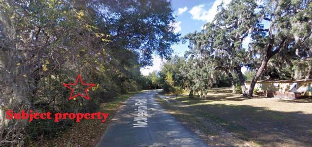 105 Mcmeekin Rd, Hawthorne, FL 32640 (MLS #926463) :: Olde Florida Realty Group