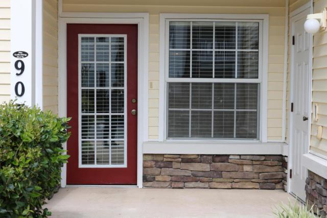 575 Oakleaf Plantation Pkwy #903, Orange Park, FL 32065 (MLS #926788) :: Perkins Realty
