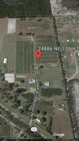 24886 NE 170TH Ter, Raiford, FL 32083 (MLS #927027) :: EXIT Real Estate Gallery