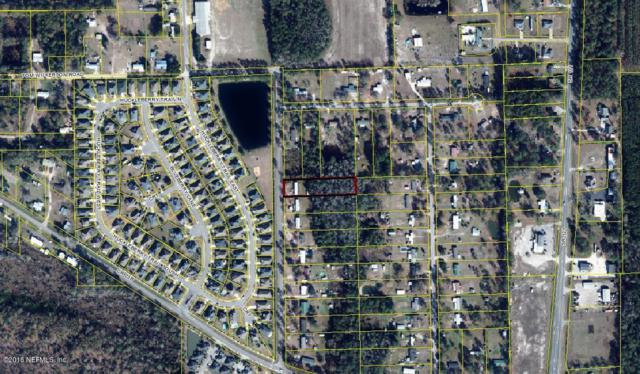 11899 Tom Wilkerson Rd, Macclenny, FL 32063 (MLS #927306) :: CrossView Realty