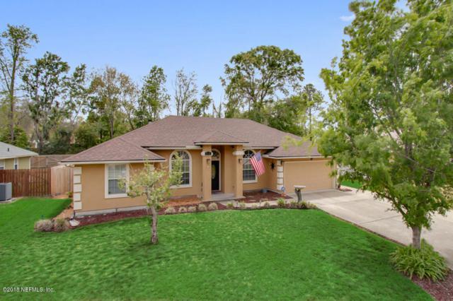 832 Camp Francis Johnson Rd, Orange Park, FL 32065 (MLS #928435) :: EXIT Real Estate Gallery