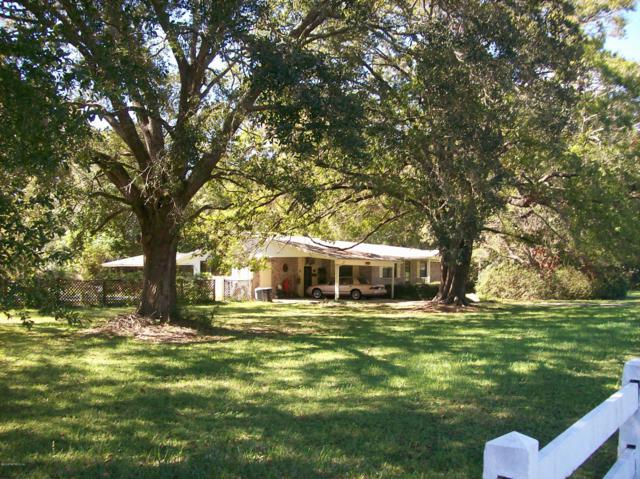 1843 County Road 220, Fleming Island, FL 32003 (MLS #928786) :: EXIT Real Estate Gallery