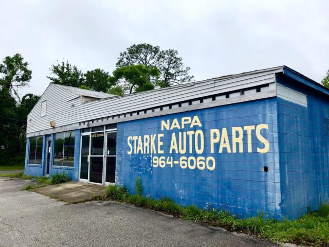 155 W Brownlee St, Starke, FL 32091 (MLS #930733) :: Berkshire Hathaway HomeServices Chaplin Williams Realty