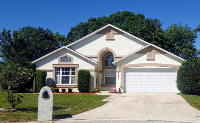5576 Glasgow Hills Ln, Jacksonville, FL 32258 (MLS #931486) :: St. Augustine Realty