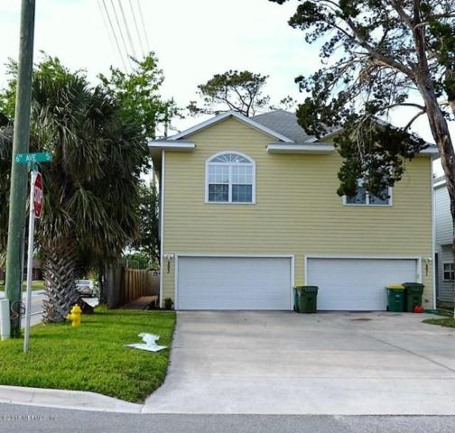 893 6TH Ave S, Jacksonville Beach, FL 32250 (MLS #933669) :: EXIT Real Estate Gallery