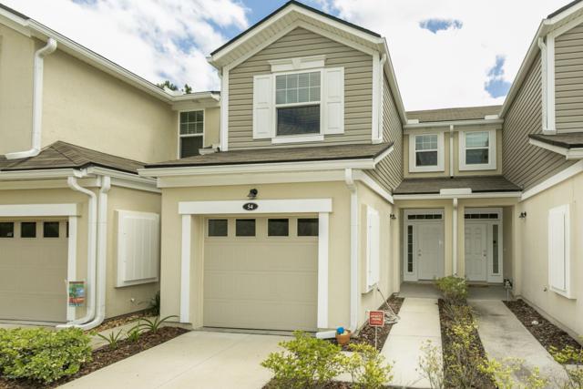 54 Adelanto Ave, St Augustine, FL 32092 (MLS #934780) :: Memory Hopkins Real Estate