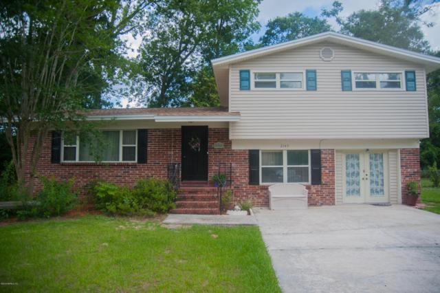 2145 Holly Leaf Ln, Orange Park, FL 32073 (MLS #936244) :: EXIT Real Estate Gallery
