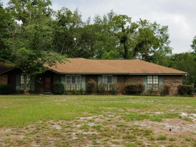 585 Gulfstream Trl E, Orange Park, FL 32073 (MLS #936417) :: St. Augustine Realty
